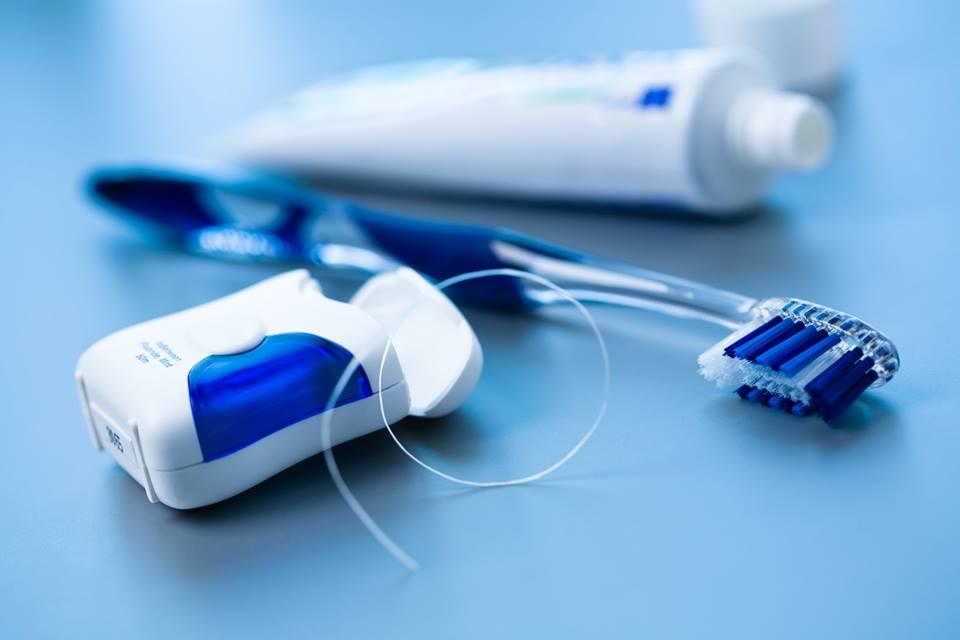 burnos higienos taisyklės